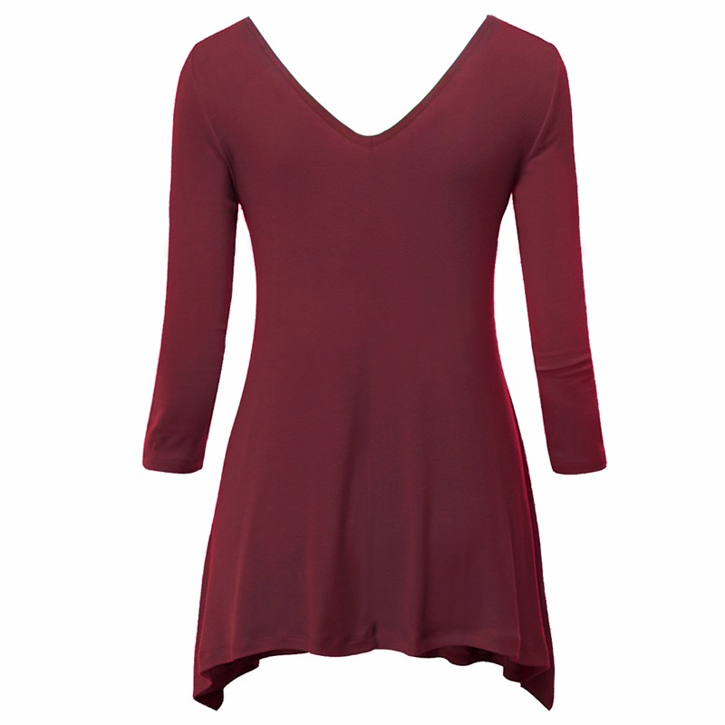 Red T-shirt Women 2