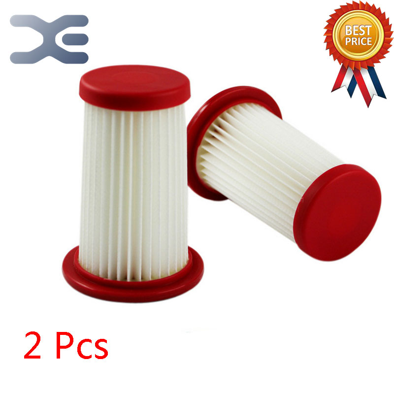 2Pcs Lot High Quality Fitting For Philips Vacuum Cleaner Accessories Filter Filter FC8198 / FC8199 HEPA Filter