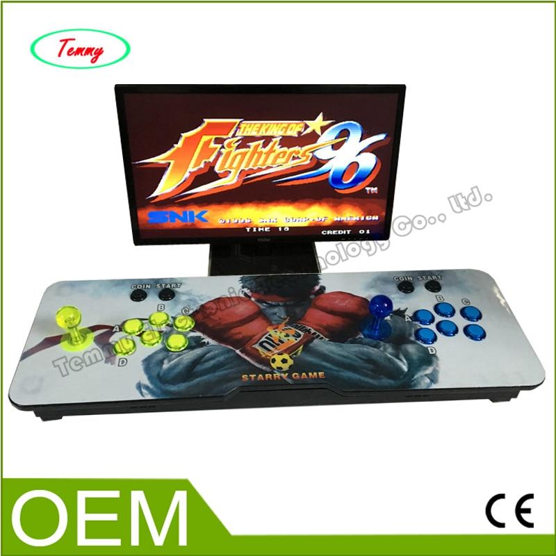 jamma arcade board 680 in 1 games Double arcade console board games