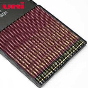 Image 3 - 6ชิ้น/ล็อตMitsubishi Uni HI UNI 22Cส่วนใหญ่ขั้นสูงวาดดินสอ22ประเภทความแข็งมาตรฐานดินสอOffice & โรงเรียนซัพพลาย