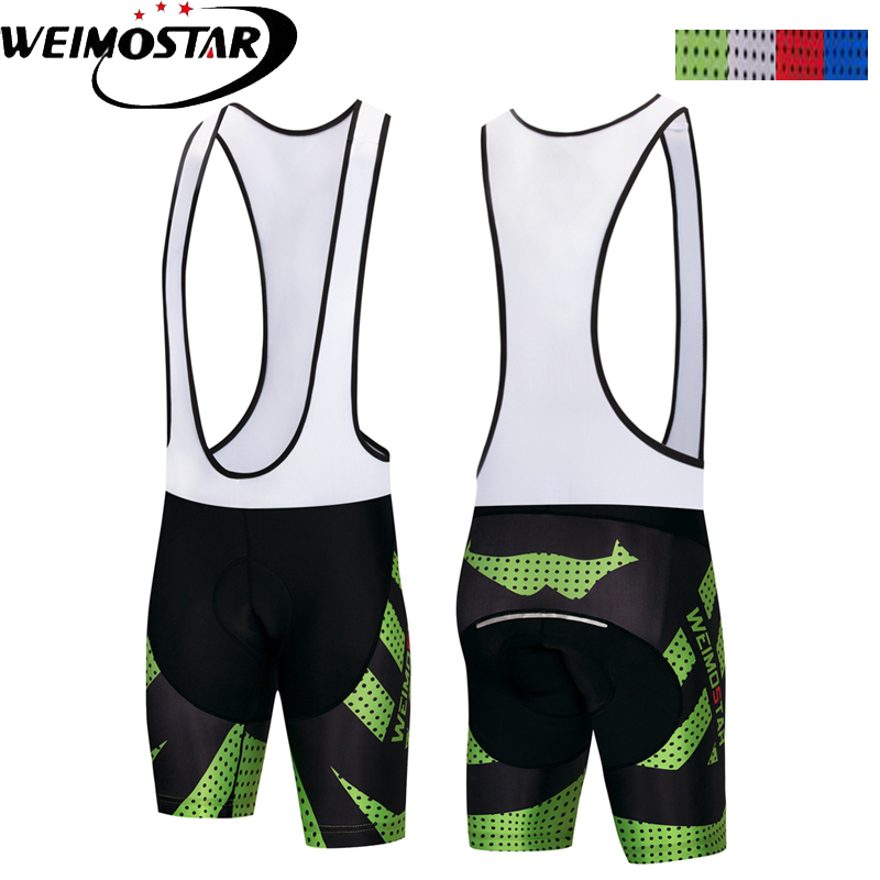 Cycling Bib Shorts 4D Padded MTB Shorts Breathable Quick Dry Mesh Brace Mountain Road Bicycle Bike Shorts Bermuda Ciclismo
