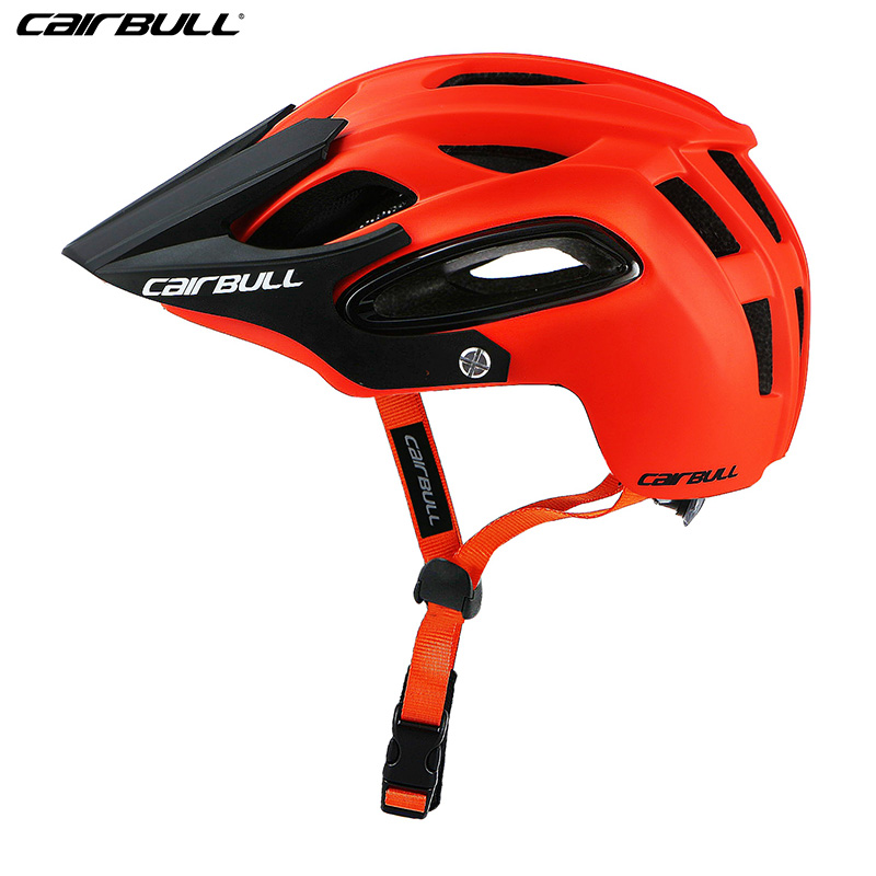 CAIRBULL New Unisex Mountain Bike Helmet Safety Head Protection Shockproof Integrally-molded Cycling Helmet Capacete ciclismo cairbull new ultralight bike bicycle helmet integrally molded cycling helmet high quality bike head protection casco ciclismo
