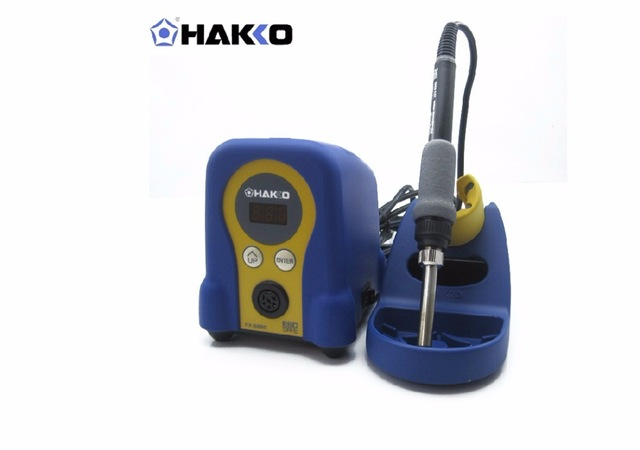 HAKKO FX-888D fx888 888 Digital Soldering Station/Solder Electric Soldering Irons 70W/Alternative HAKKO 888 original new 7 inch tft lcd screen 5mm 800 rgb 480 for innolux at070tn90 v 1 tft lcd display screen panel free shipping