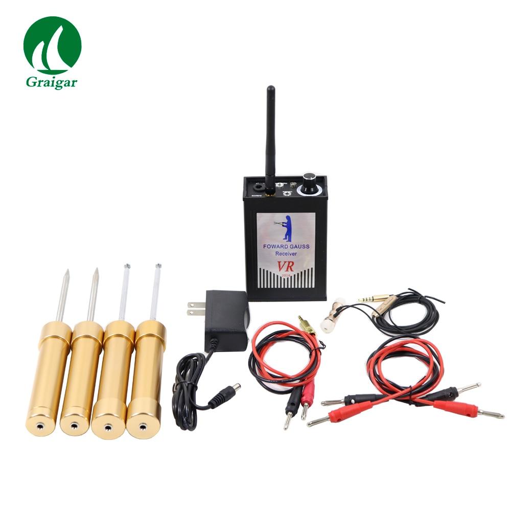 Largement utiliser VR-11000 détecteur de métaux à ultrasons à longue portée en or et gemme gamme de détection: 100-2500 m - 4