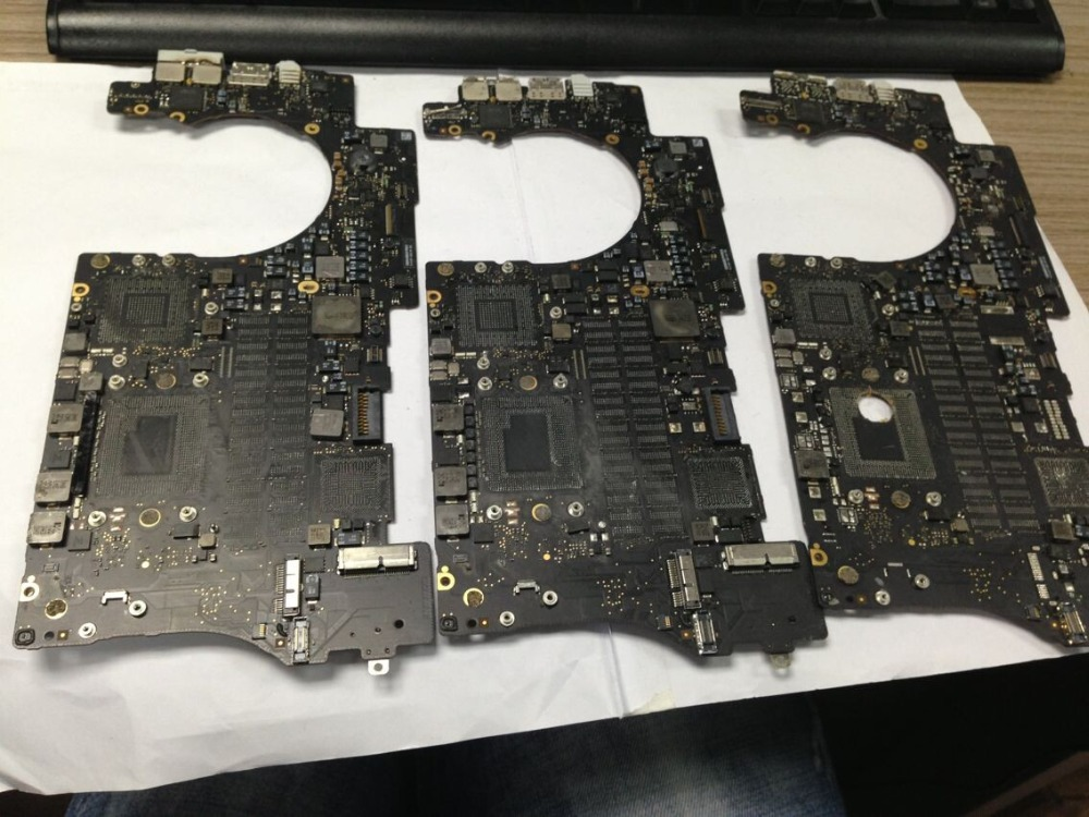 2013years 820 3787 820 3787 A Faulty Logic Board For MacBook Pro 15 A1398 Repair