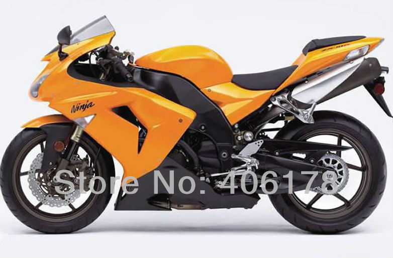 Hot Saleszx 10r 06 07 Fairing For Kawasaki Ninja Zx10r 2006 2007