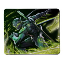 Hot sales Anime mousepad Genji Overwatch mouse pad best gaming mouse pad gamer League large NEW mouse pad of keyboard pad