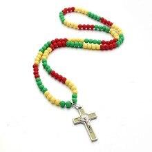 Jesus jewelry cross necklace jesus bracelet