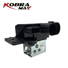 KobraMax Fan Resistance for 255503792R for Dacia Logan MCV II Renault Clio IV Camionnette/Grandtour kobramax front anti roll bar stabiliser bush for dacia renault logan sandero logan ii 2 8200277960