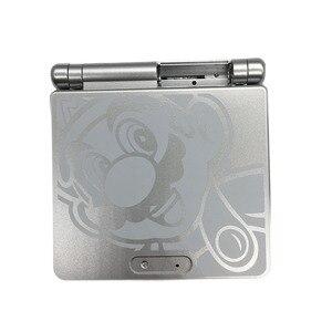 Image 4 - עבור מוגבלת מהדורה מלא שיכון מעטפת מקרה החלפה עבור Nintendo Gameboy Advance GBA SP
