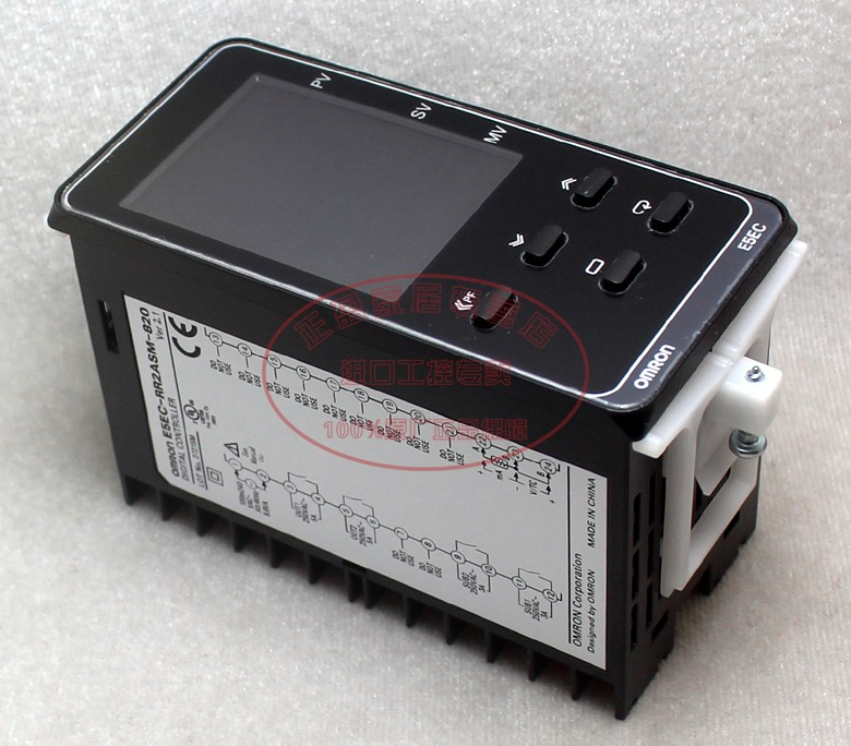 Free shipping Original authentic Omron OMRON Thermostat E5EC-QR2ASM-820 E5EC-RR2ASM-820Free shipping Original authentic Omron OMRON Thermostat E5EC-QR2ASM-820 E5EC-RR2ASM-820