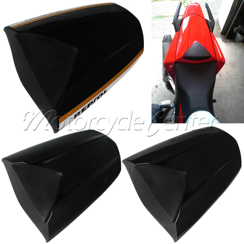 Hot Sale ABS Plastic Motorcycle Rear Seat Cover Cowl For Honda CBR300R CB300F CBR 300 R 2014-2016 2015 14 15 16 hot sale hot sale car seat belts certificate of design patent seat belt for pregnant women care belly belt drive maternity saf