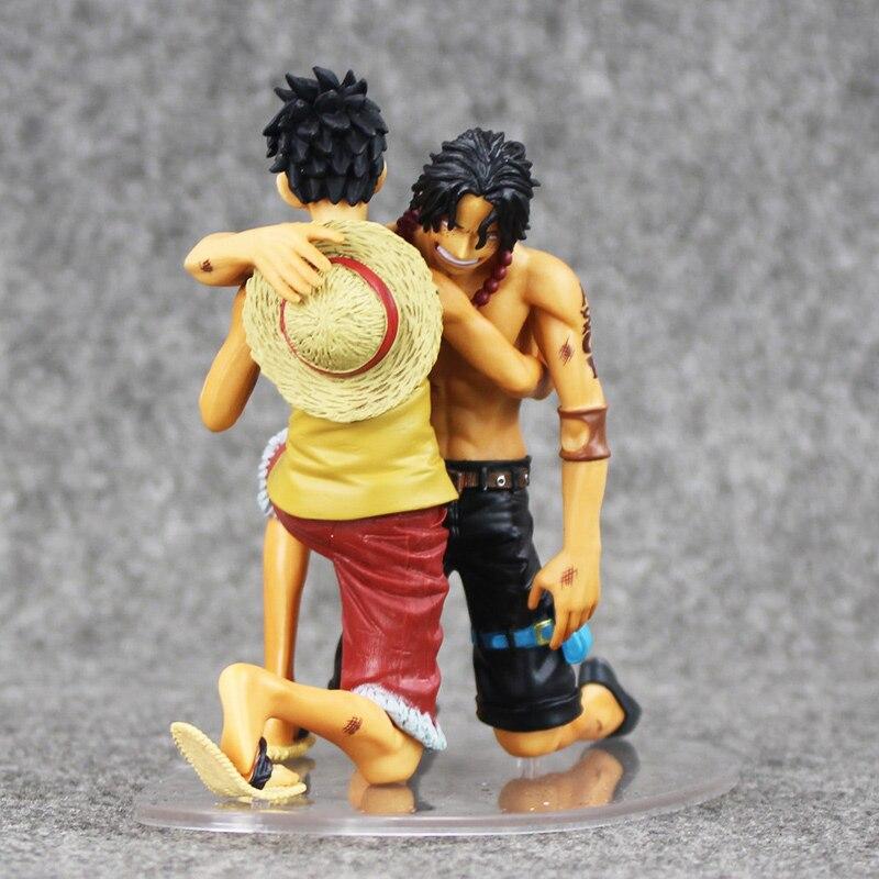 piece collectible Anime modelo