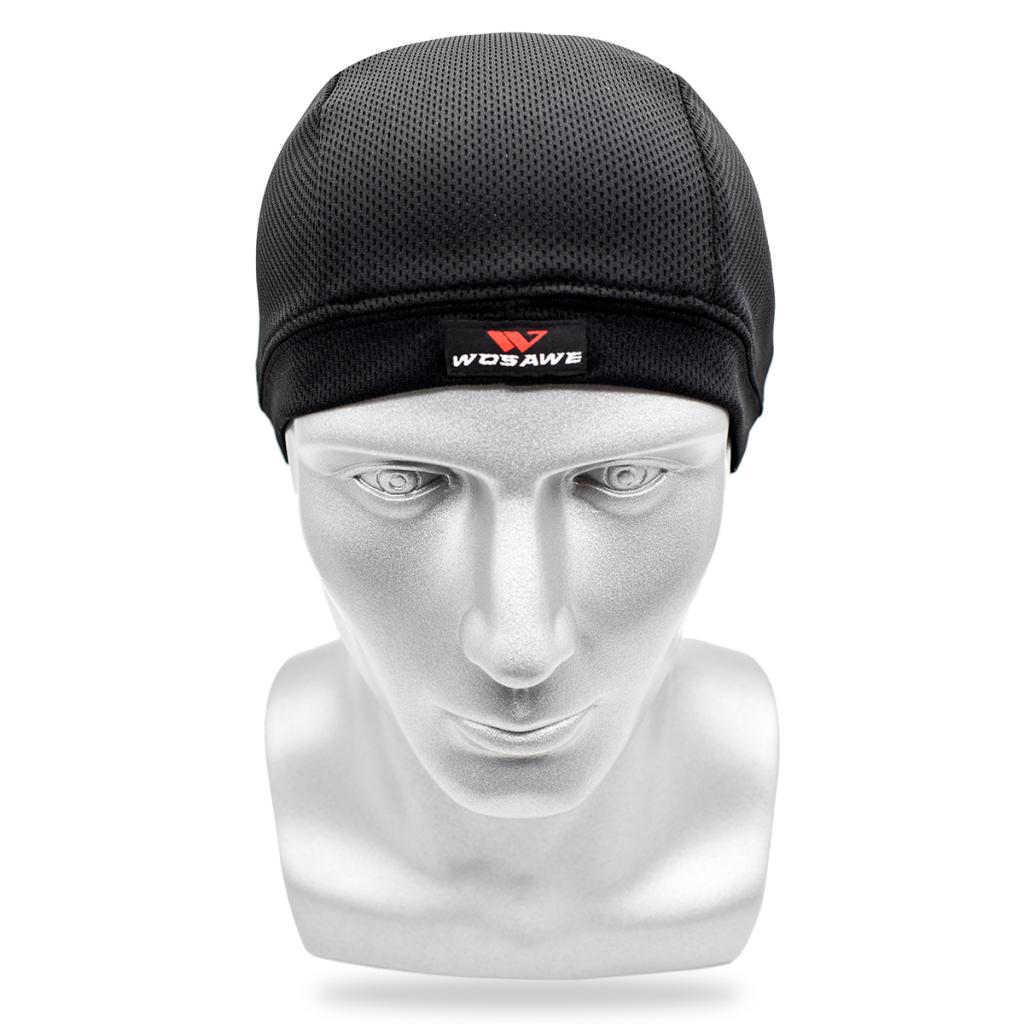 Women /& Men Helmet Liner Cycling Skull Cap Sunscreen /& Mesh Cooling Summer