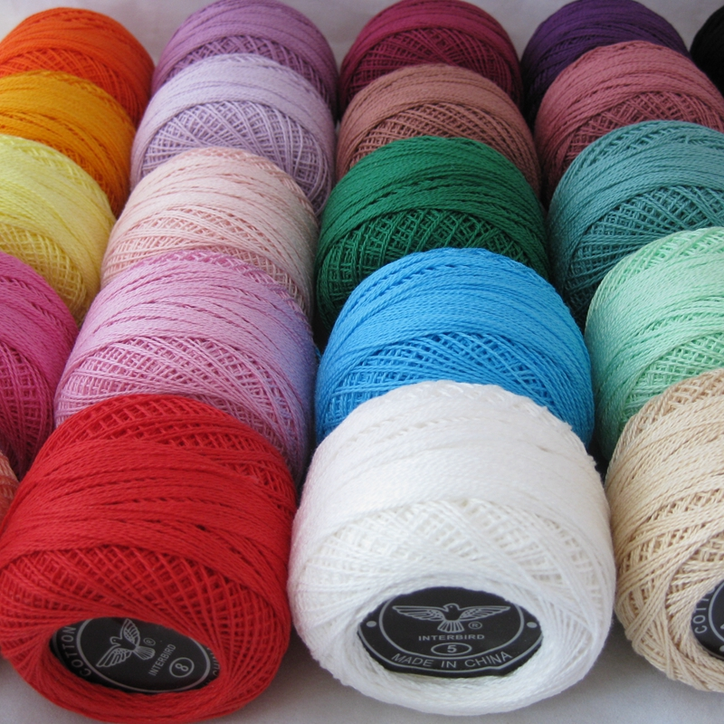 5 lace hand knitting cotton yarn for crocheting 6 pcs 300g lot knitted by crochet hooks. Black Bedroom Furniture Sets. Home Design Ideas