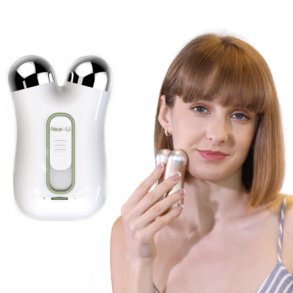 New 2 In 1 Electric Massager Nano Spayer Anti Aging Microcurrent EMS Stimulation Face Lift Skin Tightening Wrinkle RemoverNew 2 In 1 Electric Massager Nano Spayer Anti Aging Microcurrent EMS Stimulation Face Lift Skin Tightening Wrinkle Remover