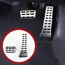 Автомобильная педаль подходит для hyundai Santafe IX35 Mistra Sonata8 Avante аксессуары Противоскользящий ускоритель тормоза Топливный Газ Накладка