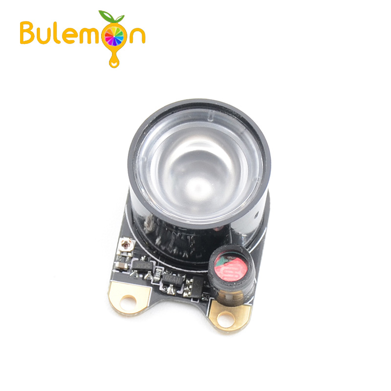 1PC Raspberry Pi 3W 850 IR High-power Night Vision Infrared Camera LED Light For Raspberry Pi Camera Module