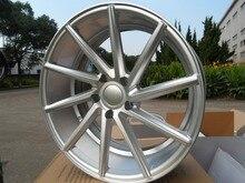 20×10 и 35 5×112 Серебряный Машина Лицо Легкосплавные Колесные Диски W013 Для Mercedes