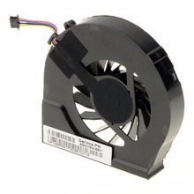 Laptops Computer Replacements CPU Cooling Fan Fit For HP Pavilion G6 2000 G6 2100 G6 2200 Series Laptops 683193 001 HA