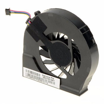 Laptops Computer Replacements CPU Cooling Fan Fit For HP Pavilion G6-2000 G6-2100 G6-2200 Series Laptops 683193-001 HA Fans & Cooling