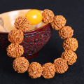 Classic rudraksha beads bracelet High Quality Buddha Beads Nepal Ethnic Jewelry Bracelets Wholesale Fashion Accessories