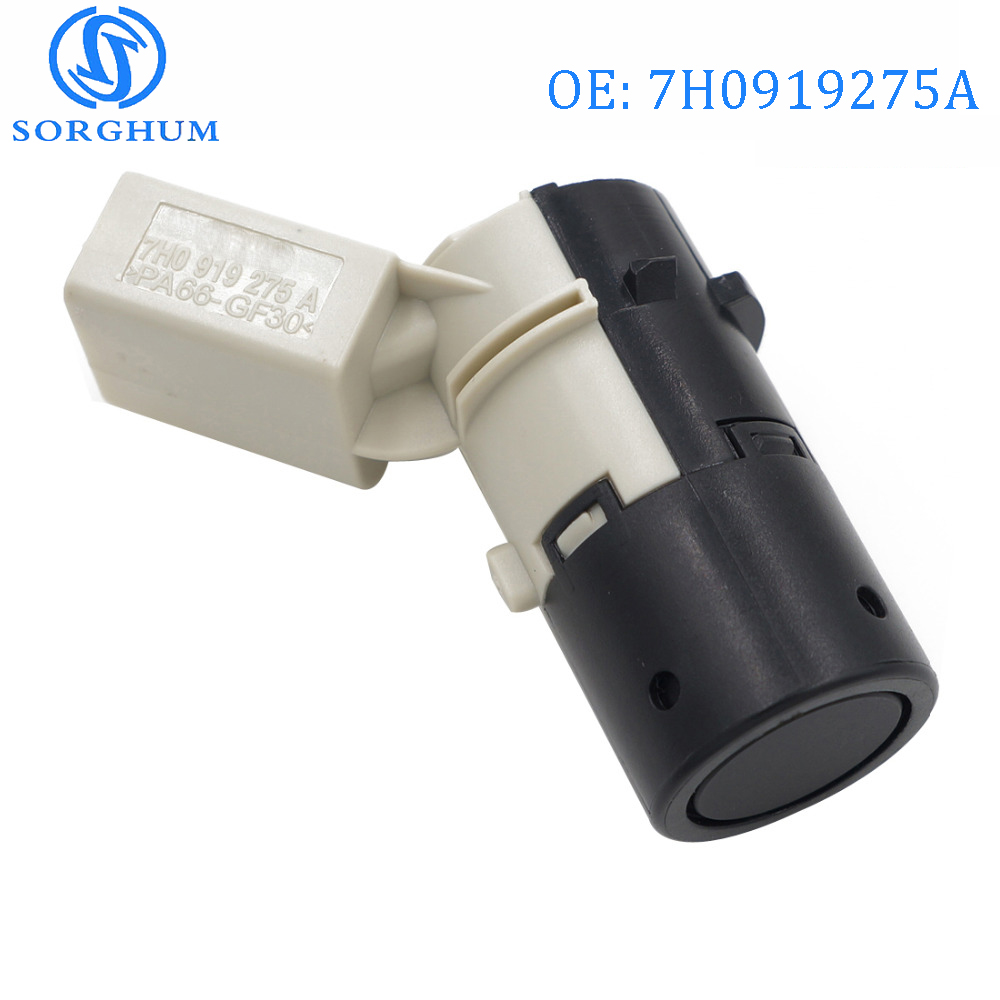 7H0919275A PDC sensor Vorne Hinten 7H0919275D 4B0919275F Stoßstange Einparkhilfe Sensor Für Audi A3 A4 S3 RS4 RS6 2003- 2012 7H0919275