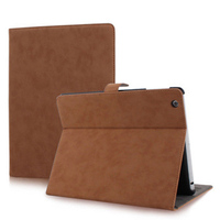 Case For 9 7 Pro 2016 Release Classic Matte Surface PU Leather PC Back Cover Smart