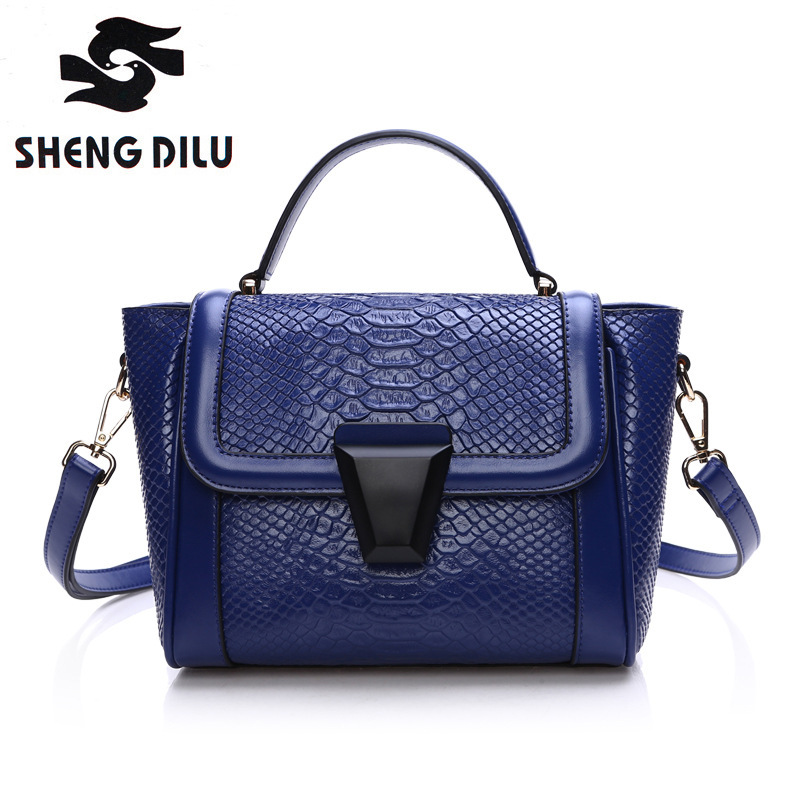 Genuine leather bags ladies real leather bags handbags women famous brands designer handbags high quality tote bag for women цена