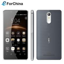 Leagoo M8 3G WCDMA Mobile Téléphone Android 6.0 Smartphone MT6580A 5.7 «HD Quad Core 2 GB RAM 16 GB ROM 13.0MP 1280×720 D'empreintes Digitales OTA