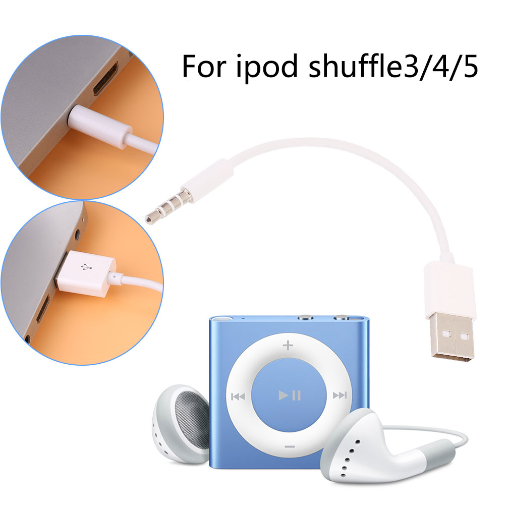 top 10 most popular ipod shuffle usb cabl brands and get