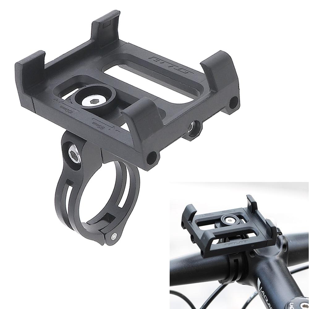 GUB G-84 Color negro mejorada bicicleta teléfono titular Marco de ...