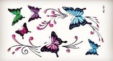 HC181- Design Fashion Temporary Tattoo Stickers Temporary Body Art Waterproof Tattoo Pattern