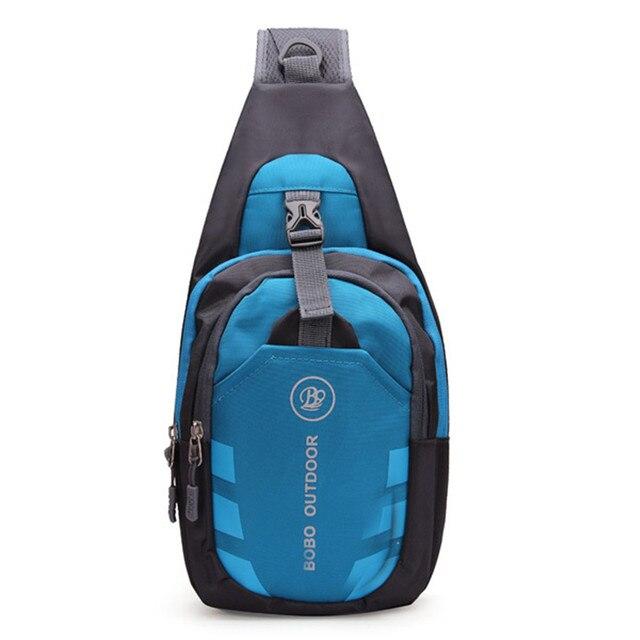 Fashion Men Women Pest Bag Loves' Crossbody Bag Leisure  Waterproof Chest Waist Pack Shoulder Fanny Bags Pouch