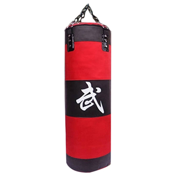 Hanging boxing practice sandbags Artificial leather training sandbags Heavy wall mounted unscented Fist Kickboxing Target sand