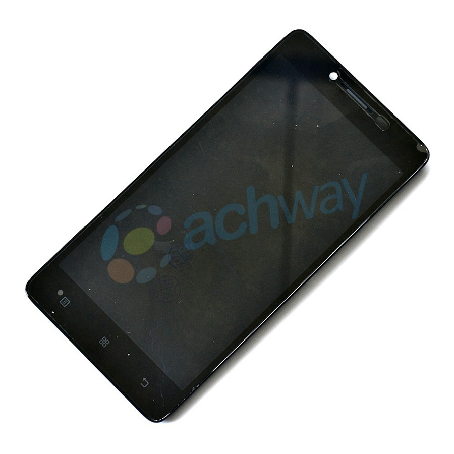 """100% Tested High Quality 5.0"""" LCD Lenovo A6000 LCD Display Touch Screen Digitizer Assembly With Frame 1280*720 Lcd Replacement"""