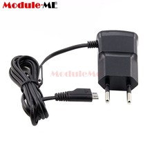 EU Plug 5V Fast Charge Charging Micro USB Charger Adapter For HTC LG Sony Cell Phones 70cm Cable(China)