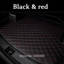 free shipping fit car trunk mat for Nissan Rogue Versa Cube X-Trail qashqai 3D car-styling heavyduty carpet cargo liner