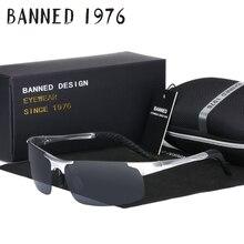 2017 Aluminum magnesium spring hinges women men cool polarized Sunglasses uv400 driving oculos sun Glasses with original box