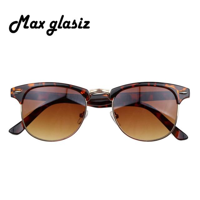 Retro Elegant Metal Star Sunglasses