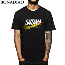 Novelty One Punch Man T Shirt Saitama Tee For Male Just It Anime