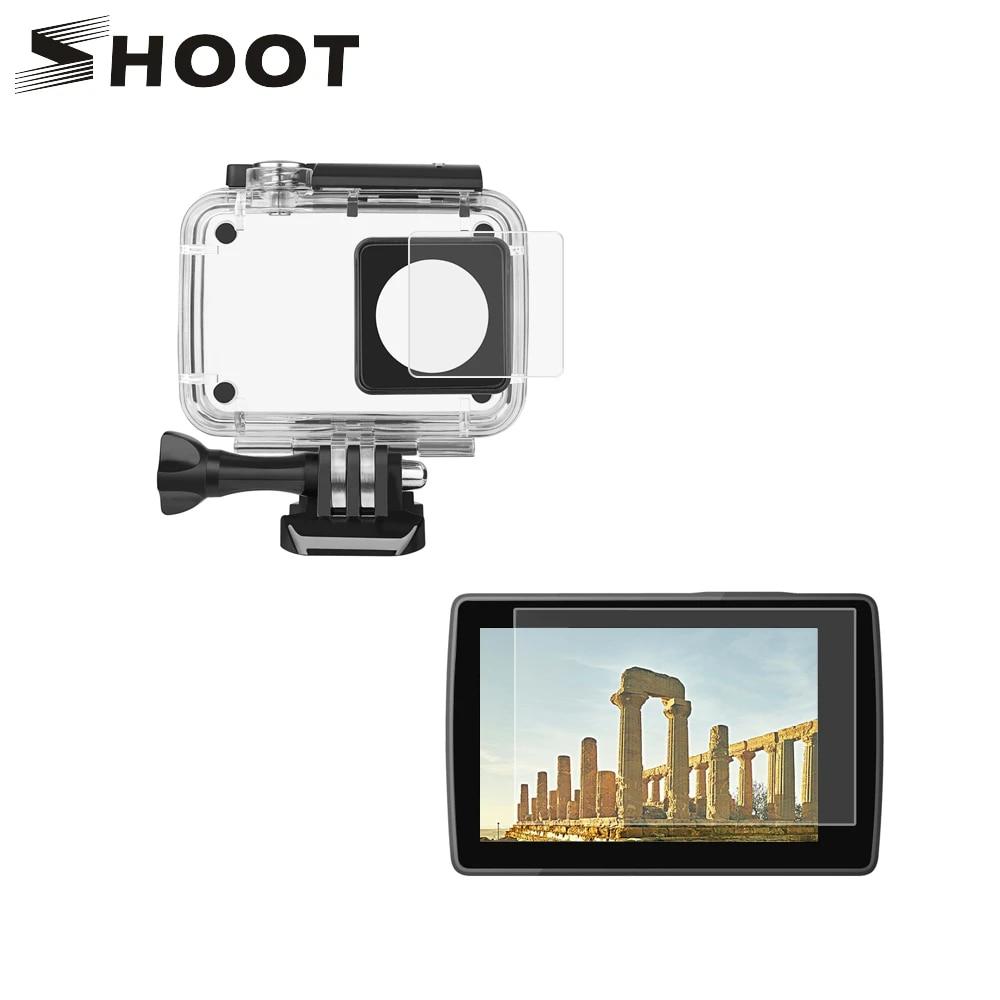 Ateş HD koruyucu ekran koruyucu film için Xiaomi Yi Lite Yi 4K 4K + spor  kamera kitleri Yi 4 k eylem kamera aksesuarları seti|screen protector|camera  screen protectorfilm protection - AliExpress