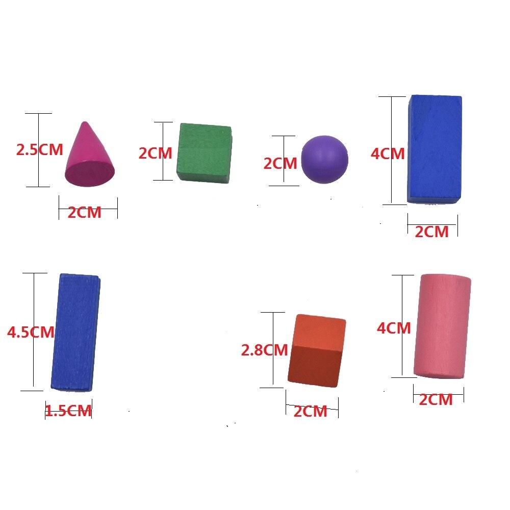 geometrico solidos formas 3 d montessori recursos de 05