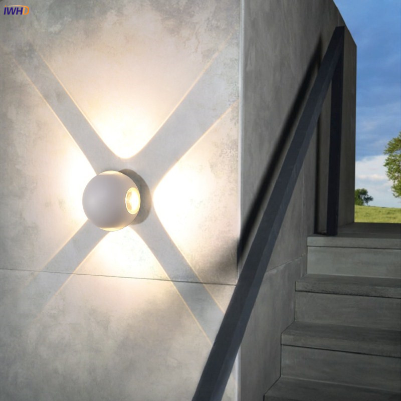 Cheap Luminárias de parede externas