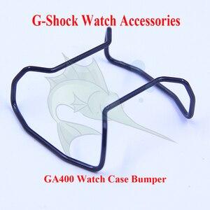 Watch Case Bumper Ring Black/R