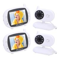 SP850 3.5 inch WIFI Video Surveillance Security Camera Night Vision Nanny Camera Ultra Clear Image Display Real Time Video