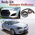 For Hyundai Coupe Tiburon Tuscani Bumper Lip / Front Spoiler Deflector For TOPGEAR Friends Car Tuning / Body Kit / Strip Skirt