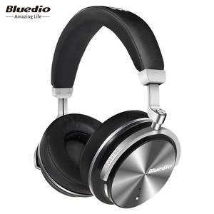 Bluedio T4S wireless Headset with microphone for phones