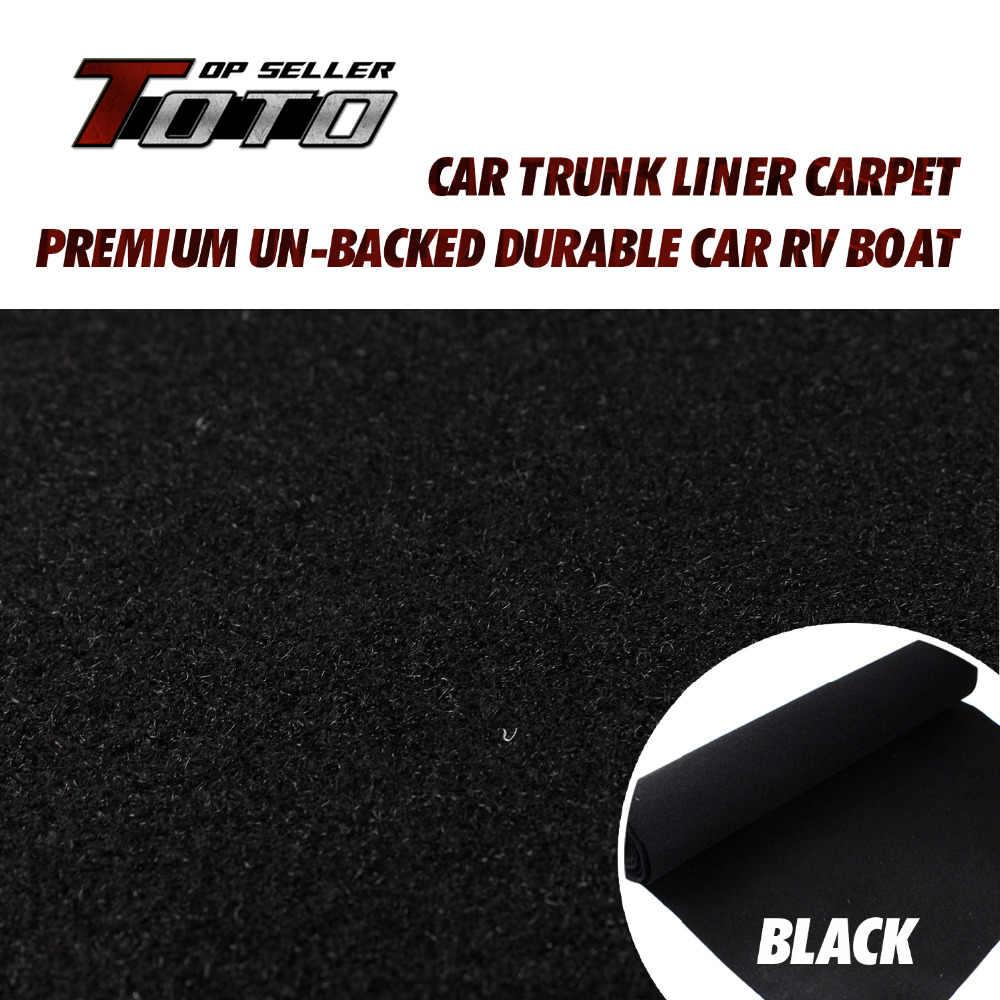 "Detail Feedback Questions about 80""x4"" 200cmx10cm Car RV Boat Underfelt Carpet Audio Speaker Box Cabinet Sound Deadener Durable Black/Grey Mat on ..."