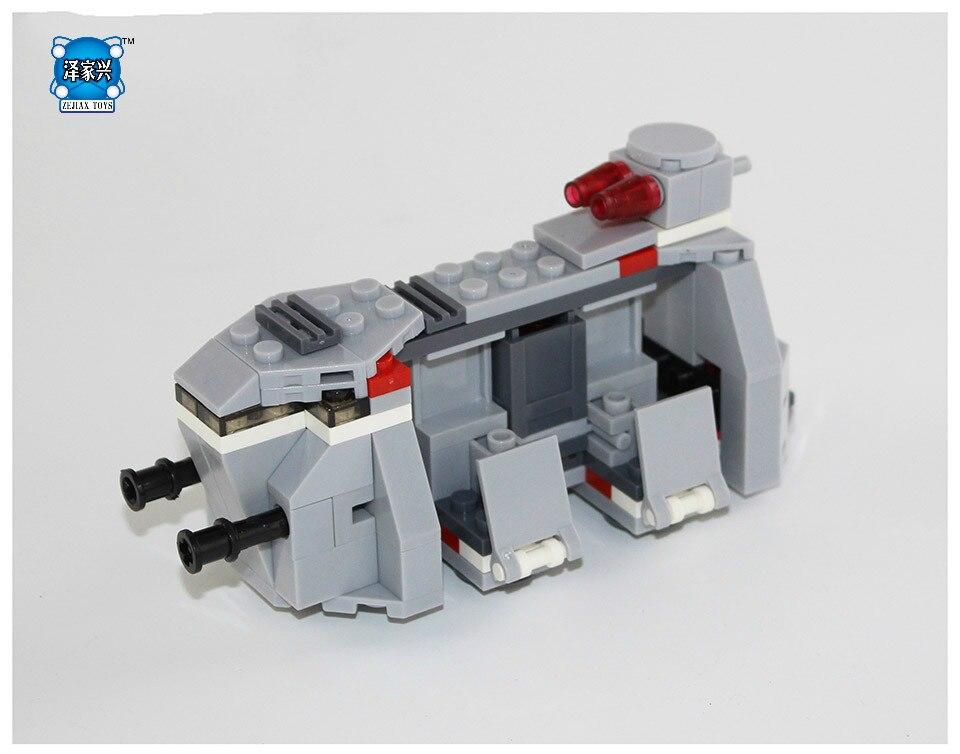 World Educational toy Store Hot Sale Star Space Wars DIY Imperial Troop Transport BELA Compatible Lepins Building Blocks Model Educational Toy for Bricks